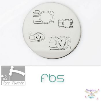 Love Camera Metal Design Stamps - Which One?