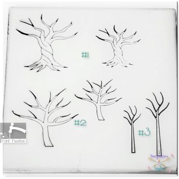 Tree of Life Metal Design Stamps - Which One?