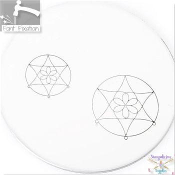 Dream Catcher Metal Design Stamps - Which One?