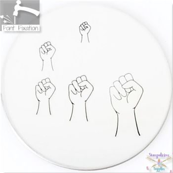 Reverse Fist Metal Design Stamps - Which One?