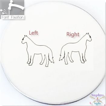 FBS Horse Metal Design Stamps - Which One?  *** #3 ***