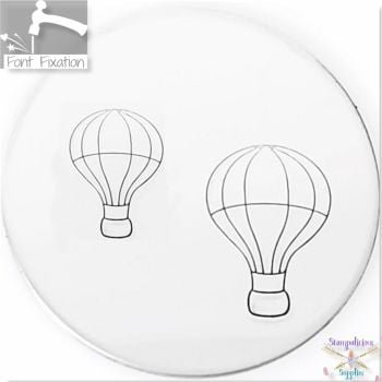 Hot Air Balloon Design Stamps - Which One?