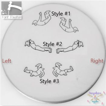 Freestyle Guys Metal Design Stamps - Which One?