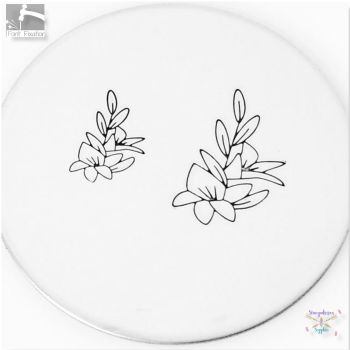 Gladiolus Metal Design Stamps - Which One?