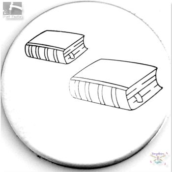 Single Book #2 Metal Design Stamps - Which One?