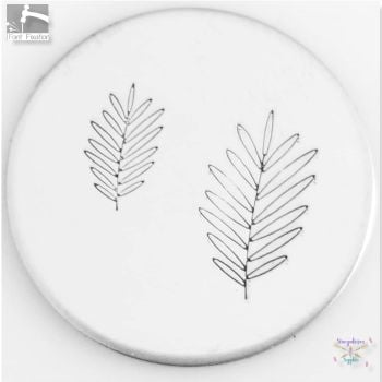 Branch Leaves #3 Metal Design Stamps - Which One?