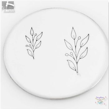 Branch Leaves #5 Metal Design Stamps - Which One?