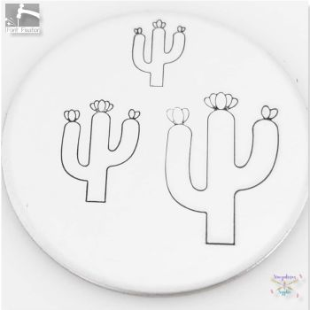 Cactus #2 Metal Design Stamps - Which One?