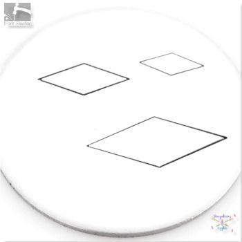 Diamond / Rhombus Metal Design Stamps - Which One?