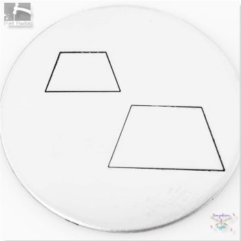 Trapezium Metal Design Stamps - Which One?  *** Trapezoid ***