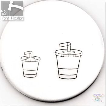 Cute Soda Metal Design Stamps - Which One?