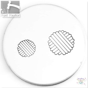 Ball Of Wool Metal Design Stamps - Which One? *** #1 ***