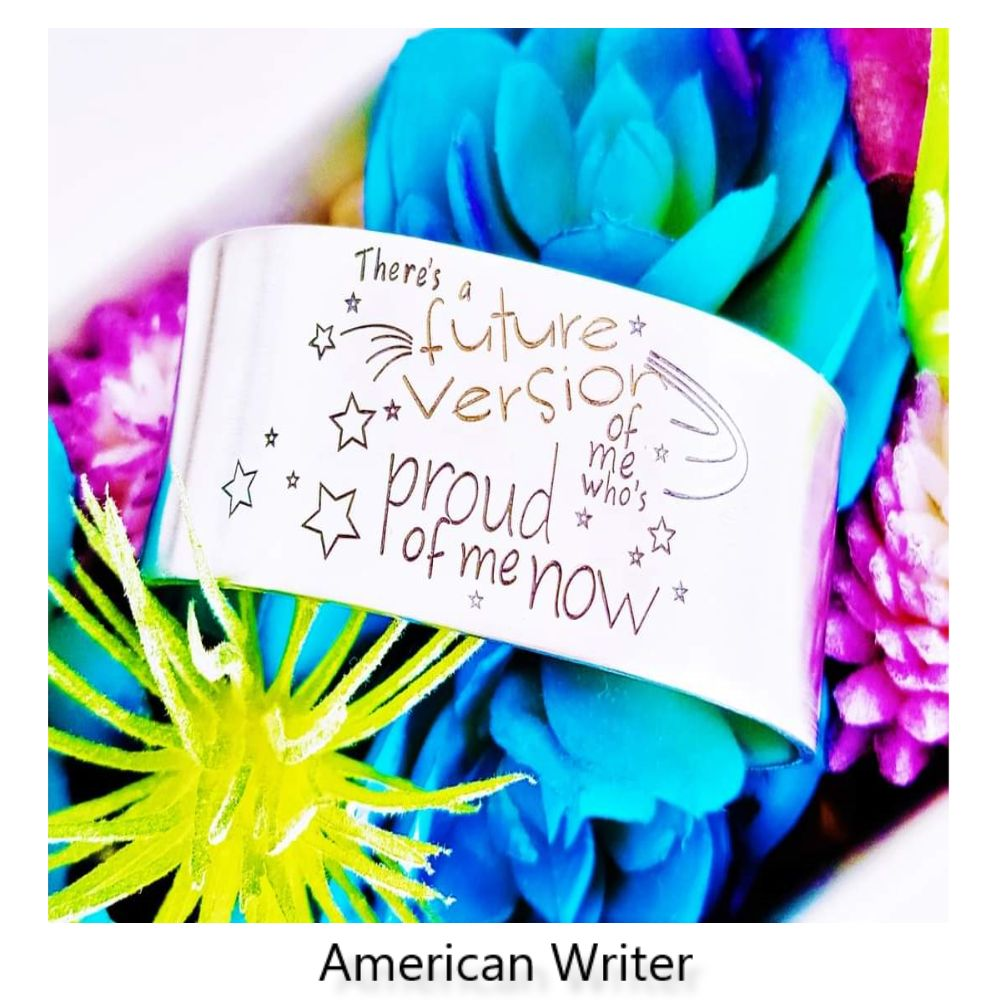 American Writer - Different Sizes Available