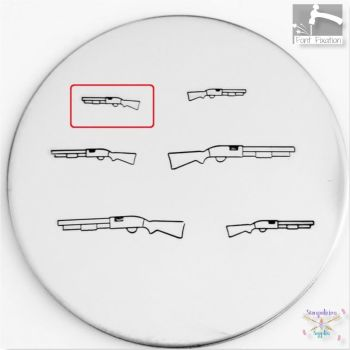 Shotgun Metal Design Stamp - What Size?