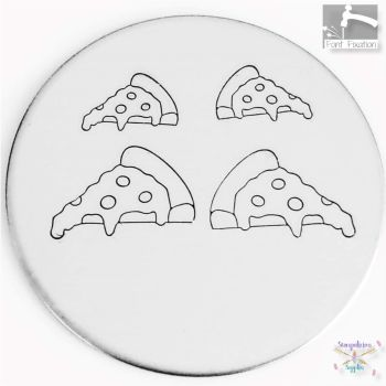 Larger Pizza Slices - What Size?