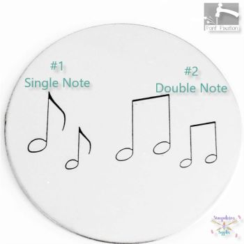 Larger Music Notes - What Size & Style?