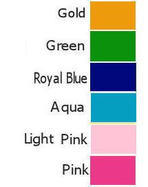 Rooster saddle chinchilla feathers colour chart