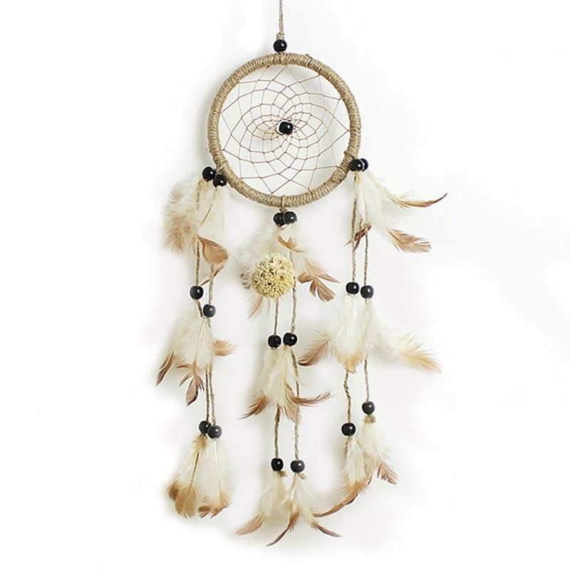 Feather Dreamcatcher (natural)