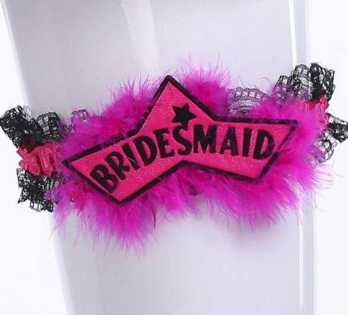 Bridesmaid Wedding Garter