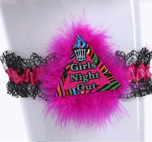 Girls Night Out Garter