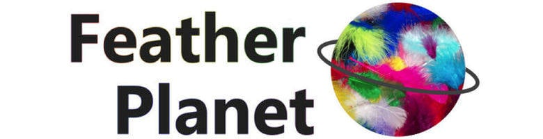 Feather Planet, site logo.