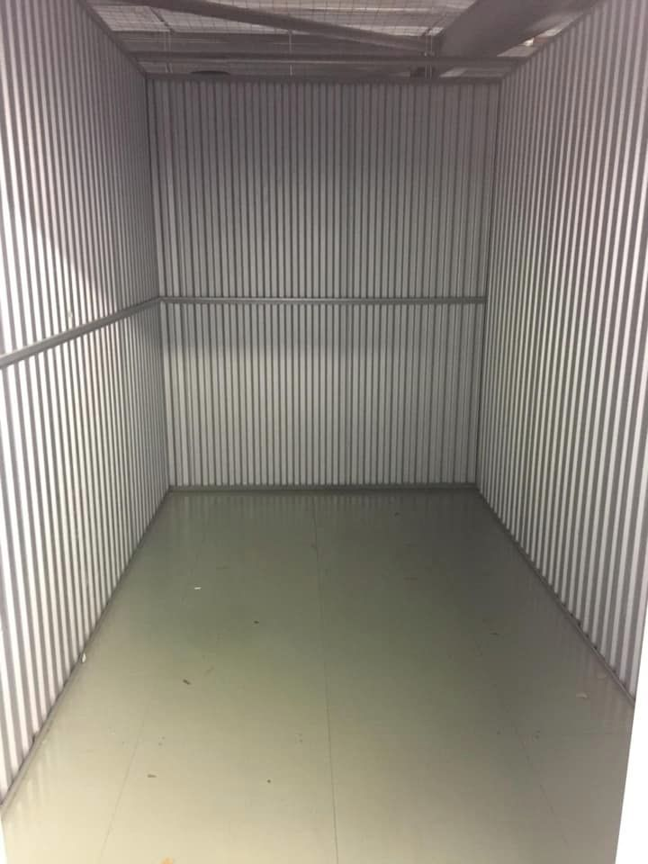 Storage Unit Weybridge - after