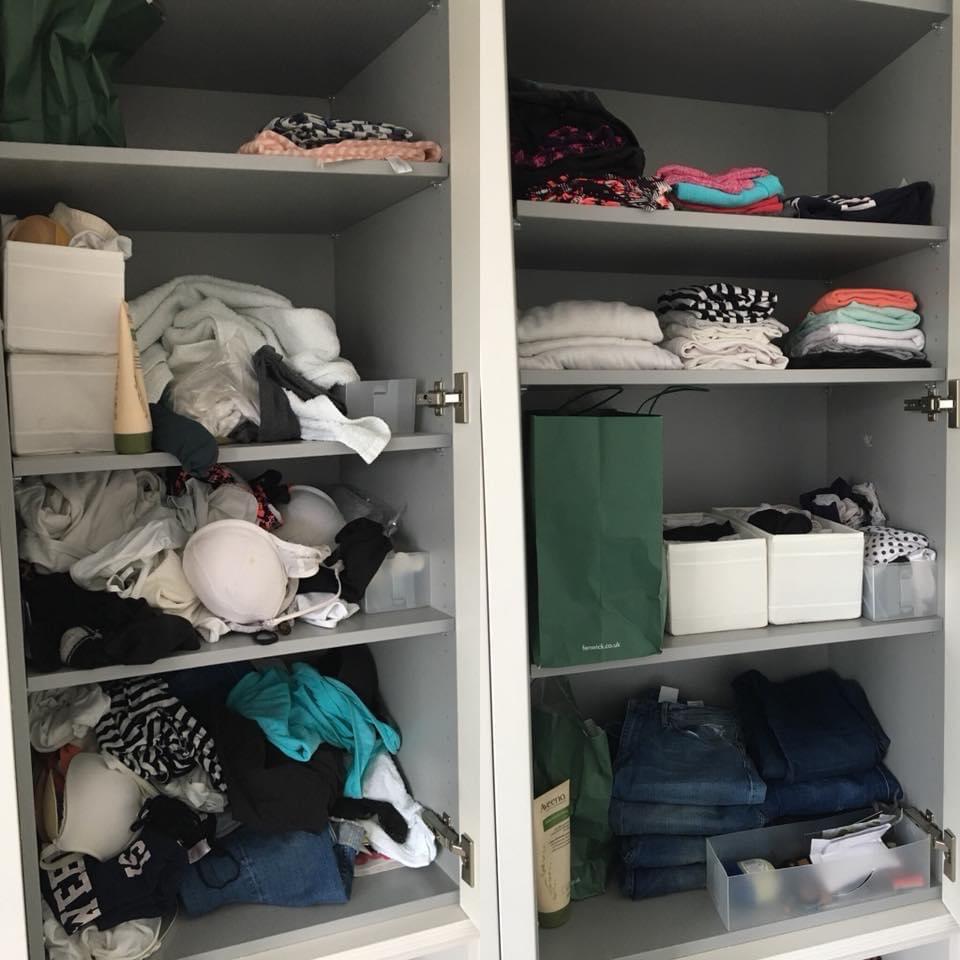 Wardrobe edit Teddington
