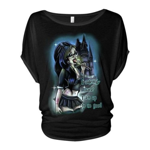 Solemnly Swear Bat Top