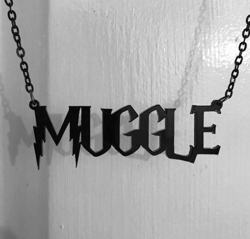 Muggle Necklace