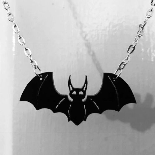 Bat Spine Earrings