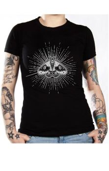 Deaths Head Moth T Shirt