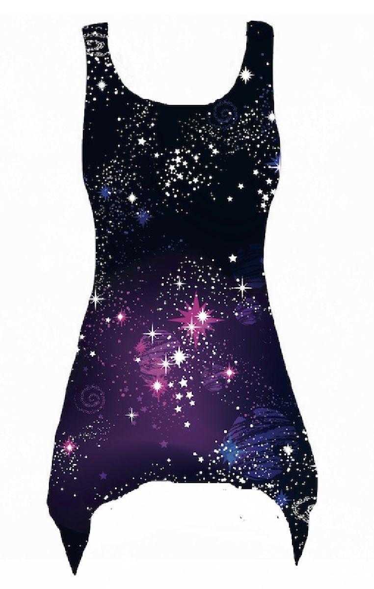 Cosmic Vest Top