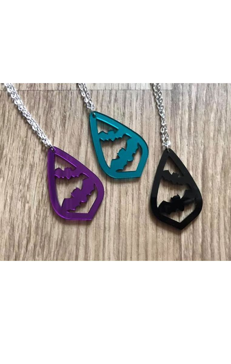 Totally Batty Necklace