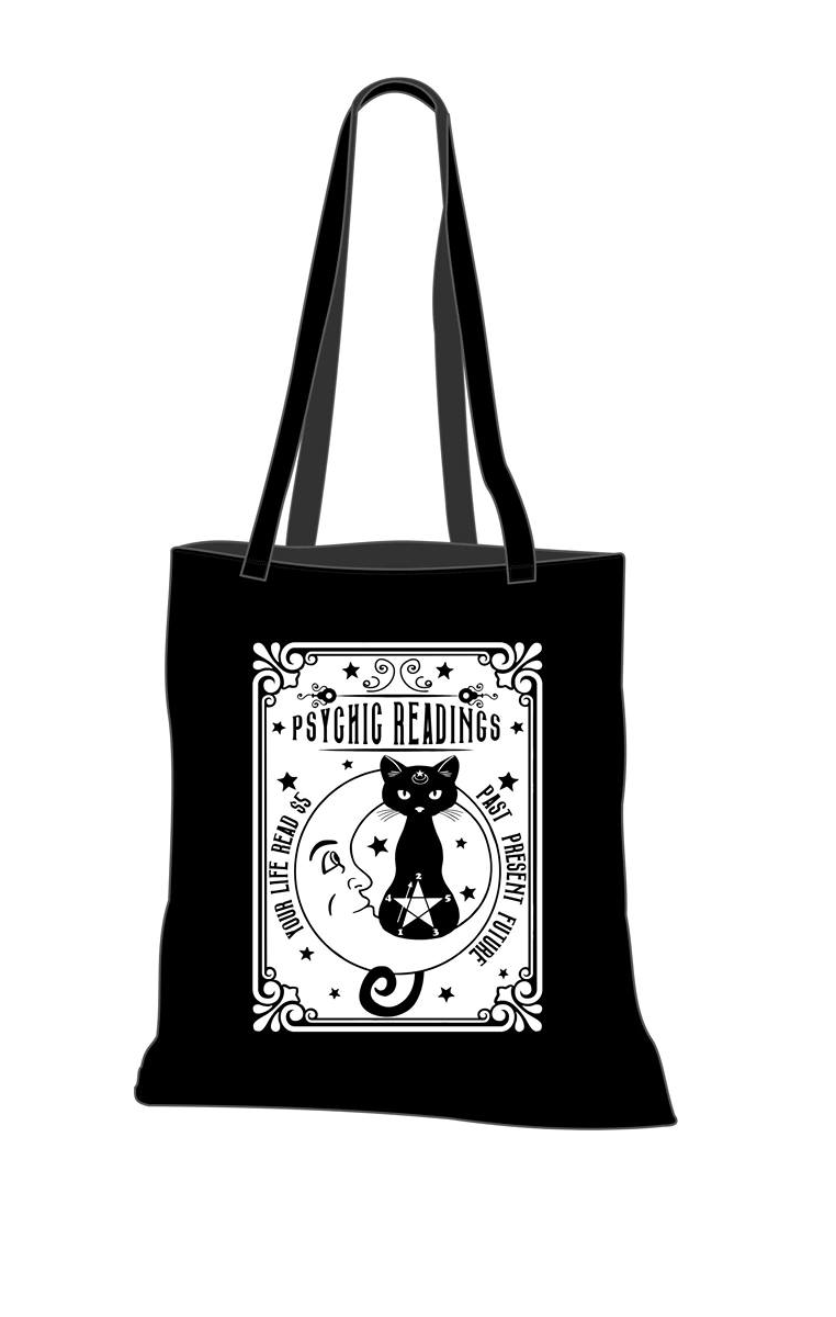 Psychic Readings Tote Bag