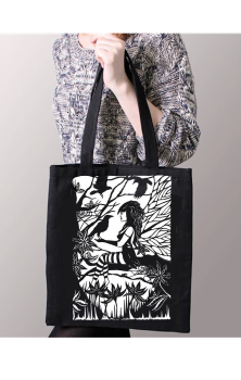 Gothic Fairies Tote Bag