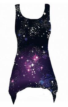 Cosmic Vest Dress