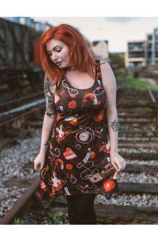 Curious Vest Dress