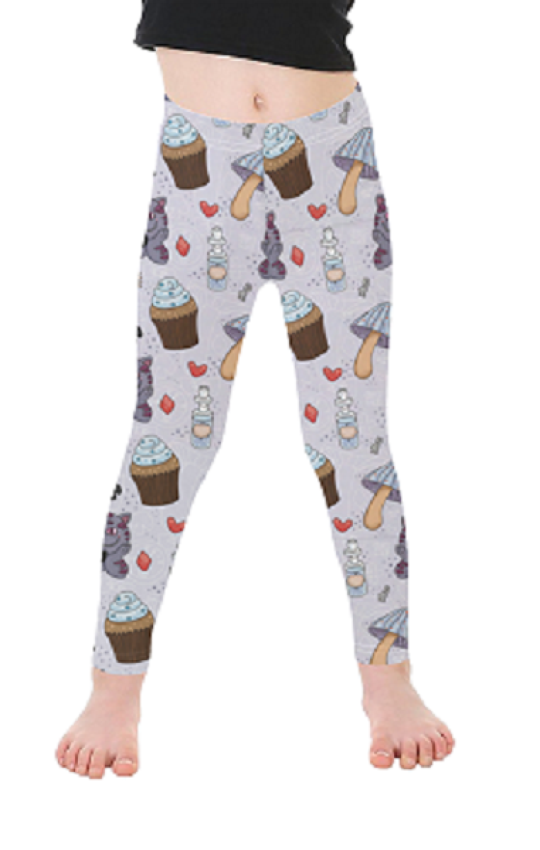 Entirely Bonkers Kids Leggings