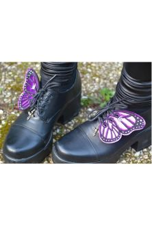 Butterfly Wings For Shoes