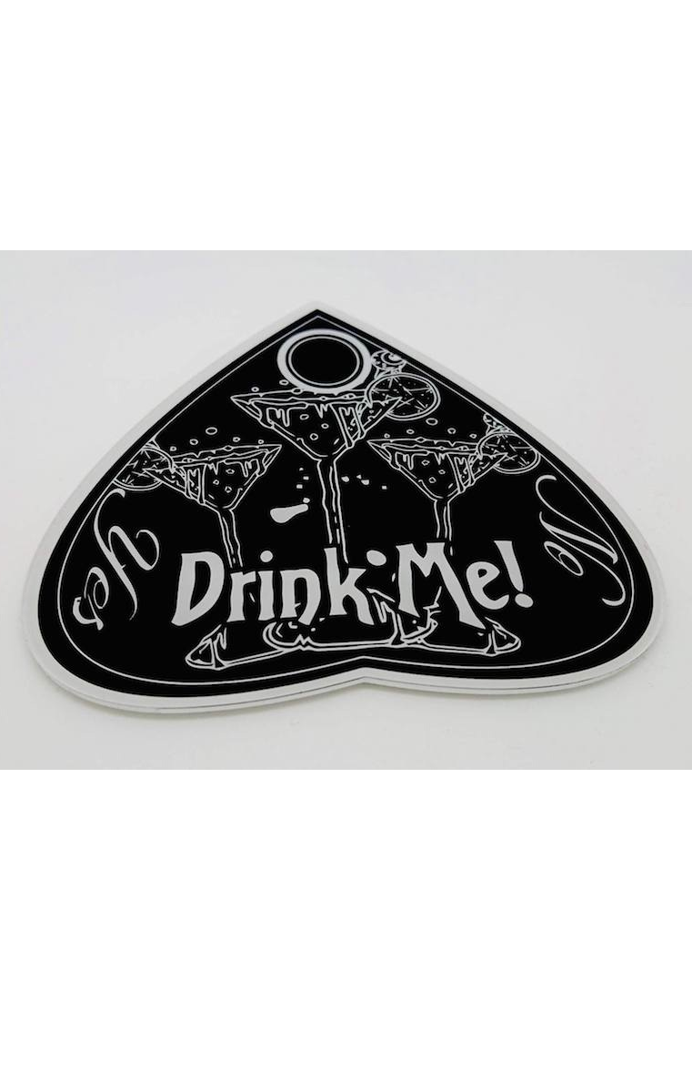 Drink Me Coasters Set of 4