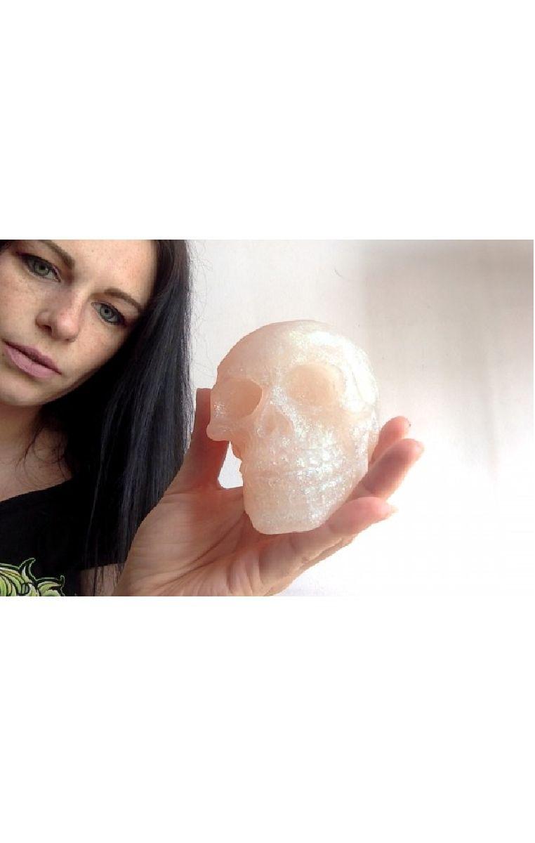 Ice Ice Baby Skull Soap
