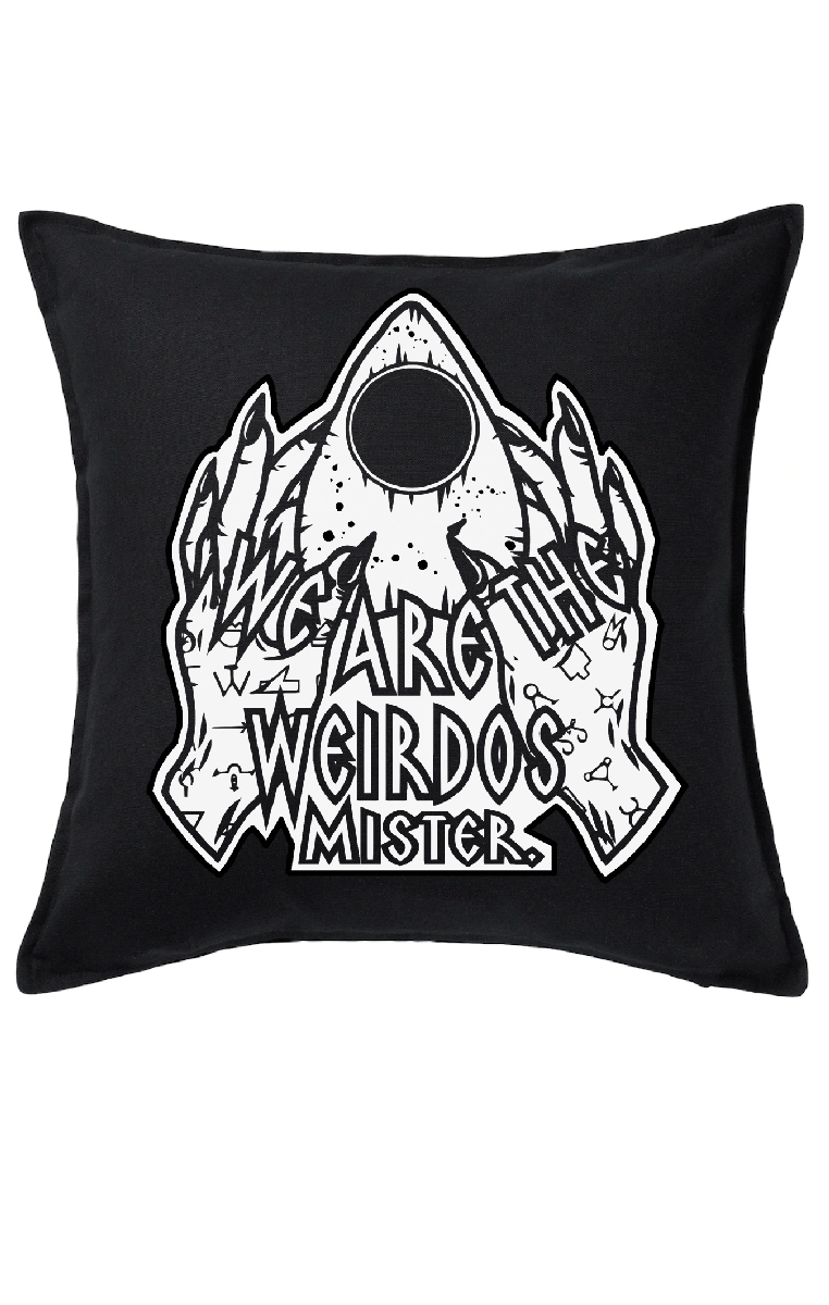 Weirdos Cushion