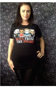 Boys From The Dwarf Mens T Shirt