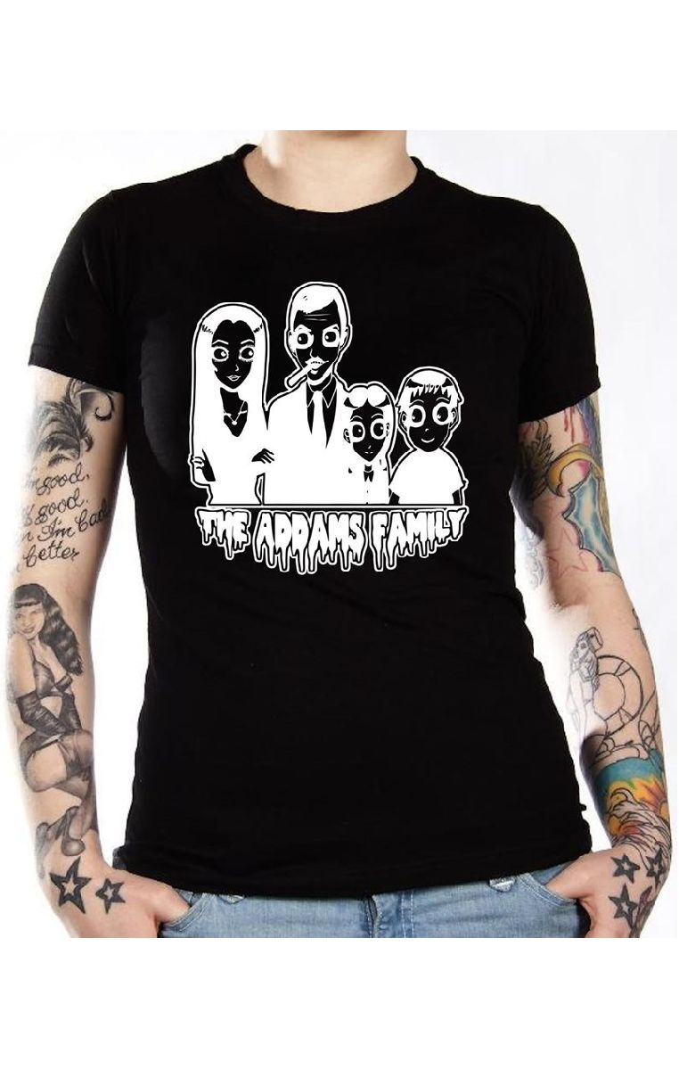 Addams Family T Shirt