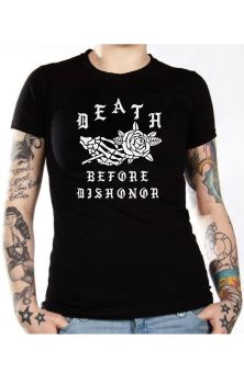 Death Before Dishonor Mens T Shirt