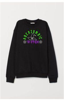 Aberzombie And Witch Sweatshirt