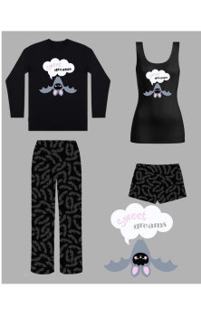 Sweet Dreams Pyjamas - Top
