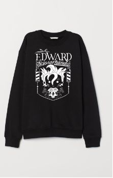 Scissorhands Sweatshirt