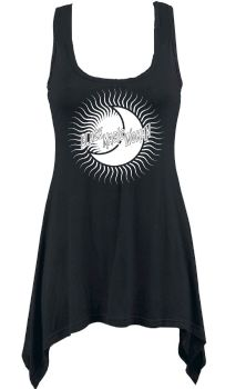 Black Magic Woman Vest Dress