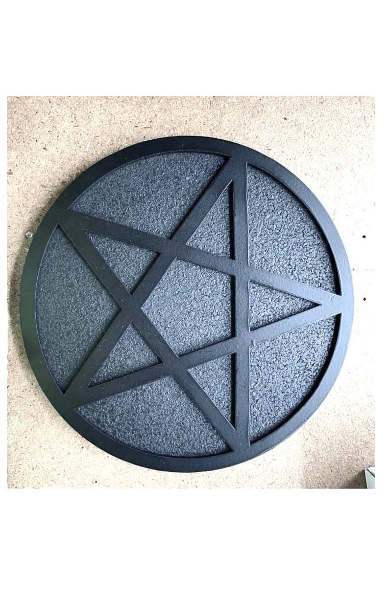 Pentacle Pin Board